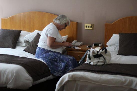 Ramsbottom, UK: Best Western Old Mill Hotel Ramsbotton 230816