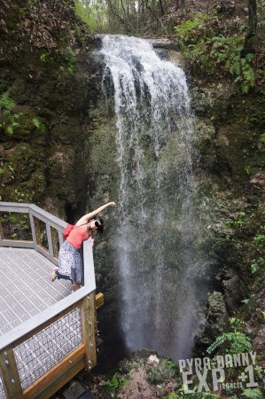 Chipley, FL: 73-feet tall waterfall. Call before you go to see make sure the water is even flowing