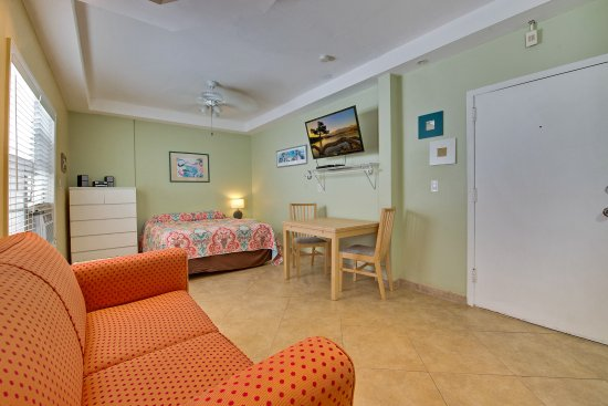 Coral House Hotel: Spacious Studio