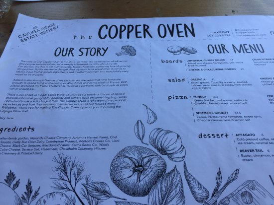 The Copper Oven Photo