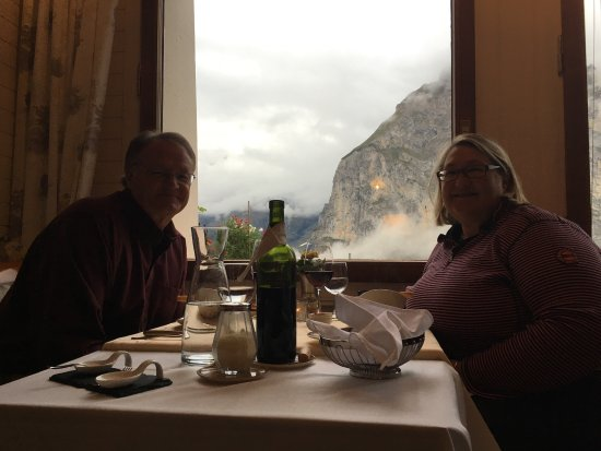 Hotel Eiger Restaurant Photo