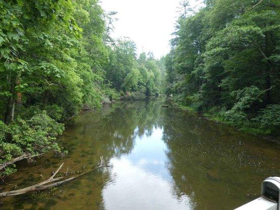 Linville Falls, NC: trilha