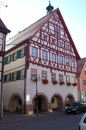 Muensingen, Niemcy: Альштадт Мюнзингена