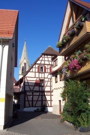 Muensingen, Almanya: Альштадт Мюнзингена