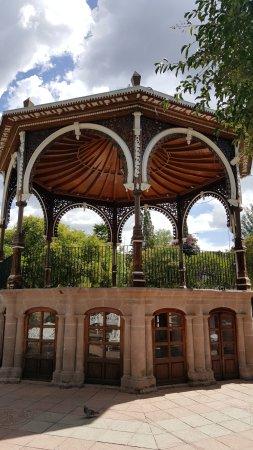 Jerez de Garcia Salinas, Messico: Kiosco