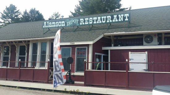 Alanson, MI: Depot Restaurant