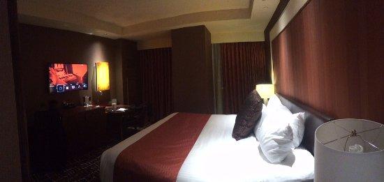 Choctaw Casino Resort: King room.