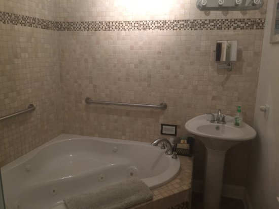 Ray's Bucktown Bed and Breakfast: Jetted tub