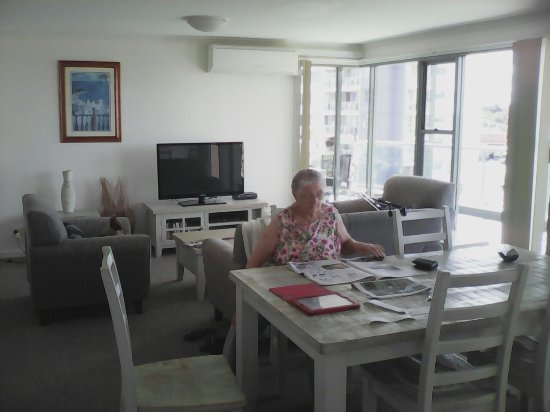 Forster, Australia: Sails Luxury Apartments