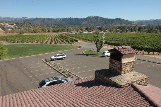 Roseburg, OR: Abacela Vineyards