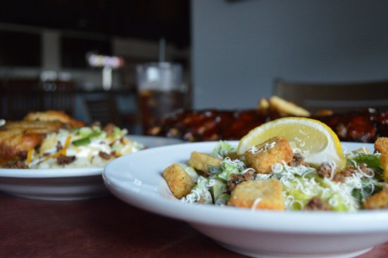 Pembroke, Canadá: Caesar Salad