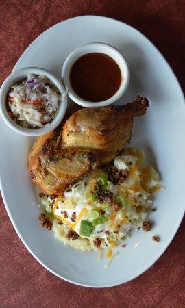 Pembroke, Canada: Half Rotisserie Chicken