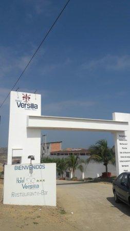 Zorritos, Perú: Hotel Versilia