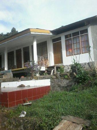 Moni, Indonesia: Pondok wisata sil vester