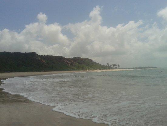Praia da Lagoinha: vista maravilhosa