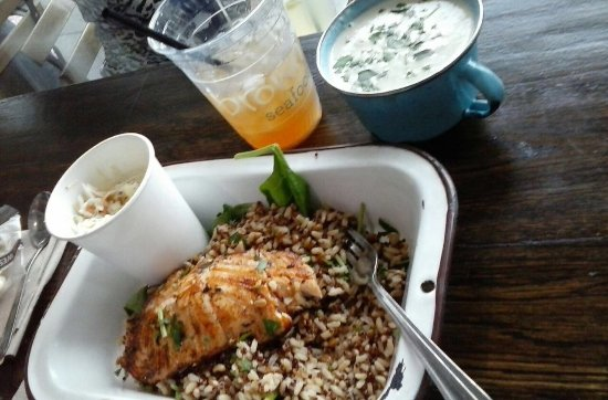 Photo0 Jpg Picture Of Brown Bag Seafood Co Chicago