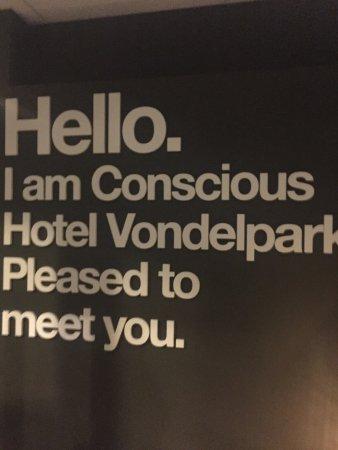 Conscious Hotel Vondelpark: photo0.jpg