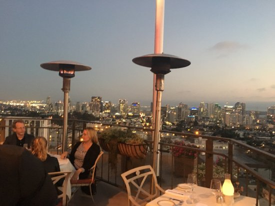 Fabulous Rooftop Dining