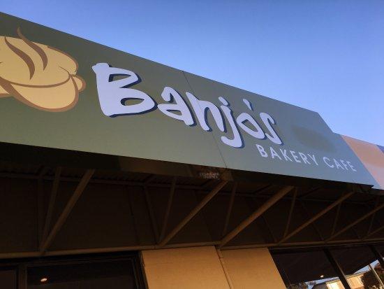Margate, Australia: Banjo's bakery