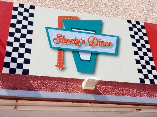 Mazarron, Spanien: Shorty's Diner