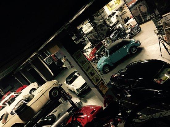 Appiano sulla Strada del Vino, Italia: Garage61