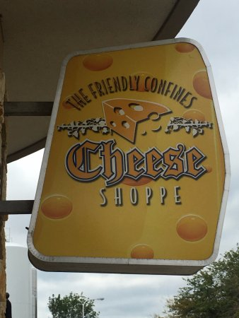 Le Sueur, MN: Cheese Shoppe