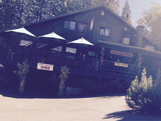 High hill ranch a short drive from placerville up highway 50 towards south Tahoe.  It's family f
