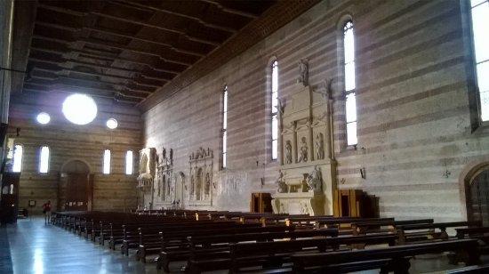Chiesa degli Eremitani: lato posteriore