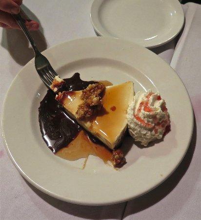 Fusilli Grill: Sweet Dessert (Cheesecake)