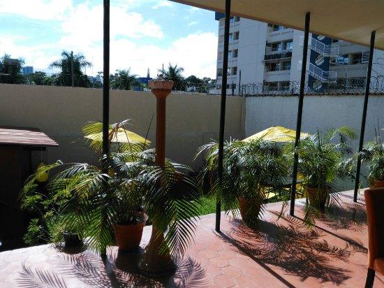 Real Colonial Hotel: Hotel Real Colonial, excelente lugar en Tegucigalpa, pintoresco y muy buena ubicación!! Se los r