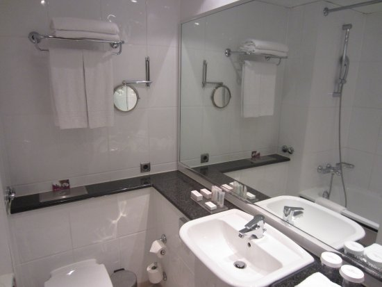 Crowne Plaza Hamburg - City Alster: Bathroom
