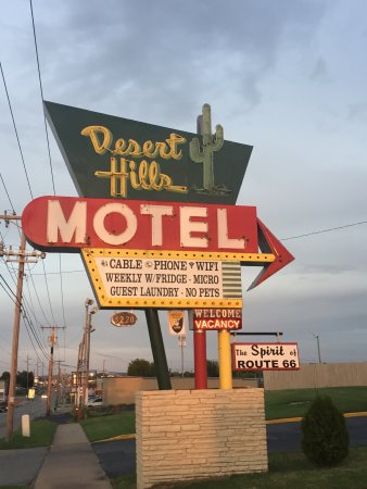 Desert Hills Motel: photo0.jpg