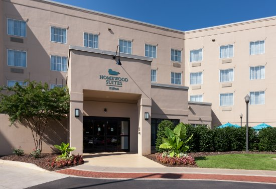 Homewood Suites by Hilton Huntsville-Village of Providence: Hotel Exterior