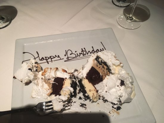 Truluck's Seafood, Steak and Crab House : and did I mention is was her Birthday