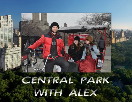 Central Park: A Day In The Life