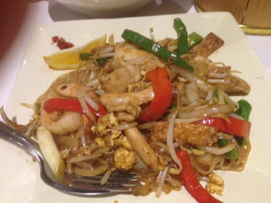 Point Cook, Australia: Pad Thai