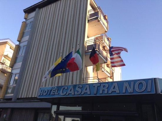 Hotel Casa Tra Noi: Frente do hotel