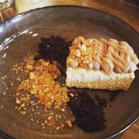 Peanut Butter parfait - Picture of Market Eating House