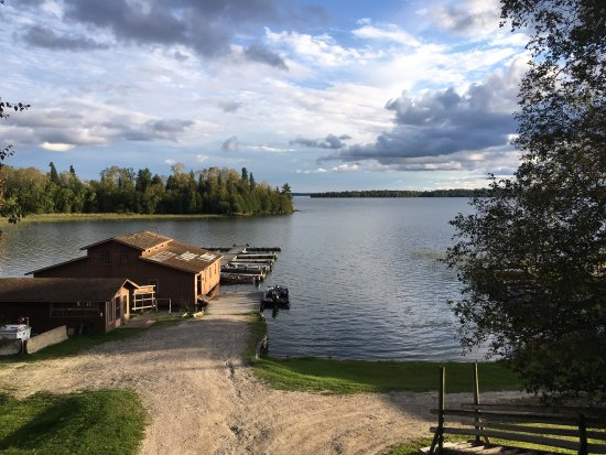 Eagle Lake, كندا: North Shore Lodge Eagle Lake Ontario Canada