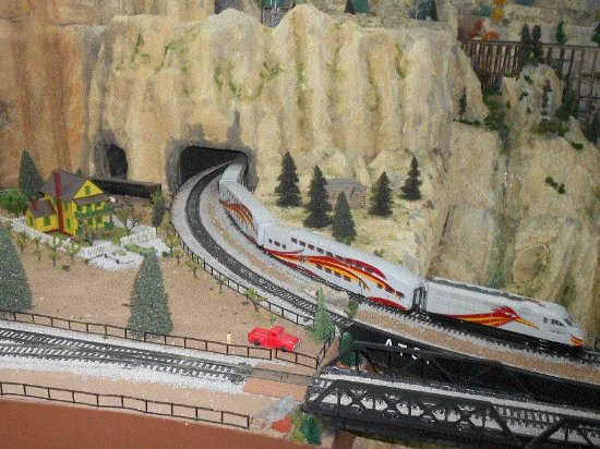 SouthWest Model Railroad Club