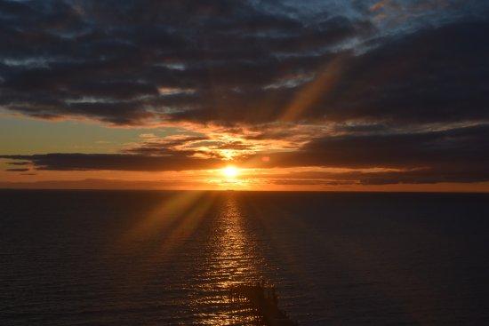 Glenelg, Australien: view from the 12th floor...
