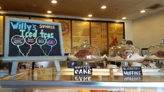 Brentwood, CA: Willy's Bagels & Blends