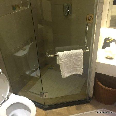 Changle Hotel : Bathroom
