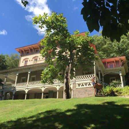 Jim Thorpe, بنسيلفانيا: the home