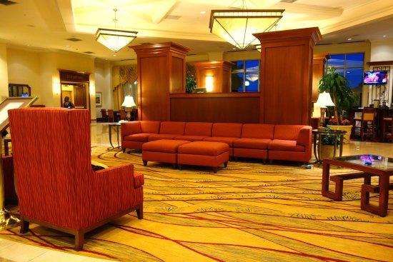 達拉斯拉斯科林納斯萬豪飯店照片