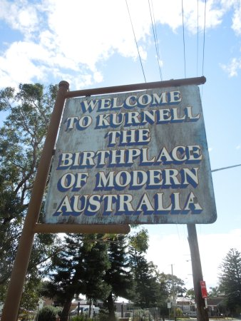 Kurnell, Australia: ...I guess this says it all !