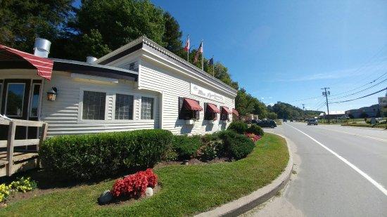 Lyndonville, Vermont: Miss Lyndonville Diner