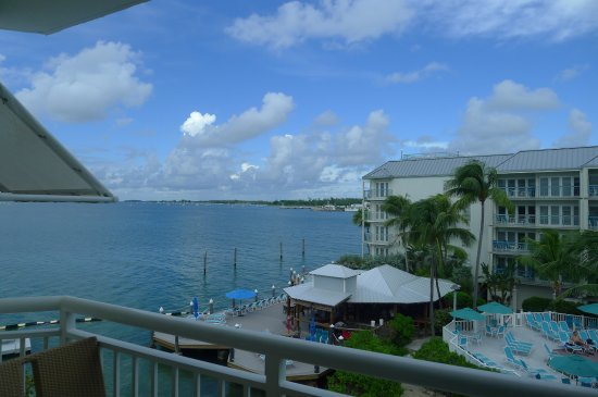 Hyatt Key West Resort and Spa: balcony view