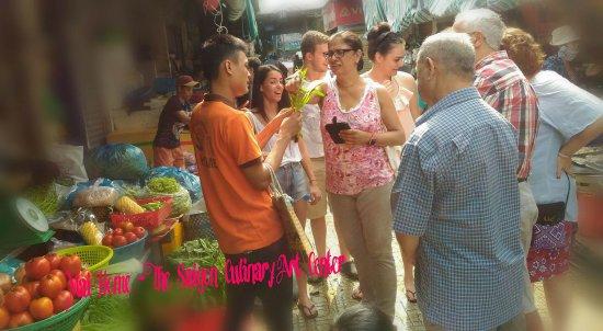 """Mai"" Home - The Saigon Culinary Art Centre: Ben Thanh market"