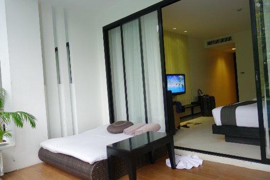 舒服的飯店
